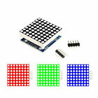 Max7219 Dot Array Mcu Control Led Module Replace Parts For Arduino Raspberry Pi