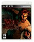 The Wolf Among Us (Sony PlayStation 3, 2014) *New,Sealed*