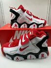 AUTHENTIC NIKE Air Barrage Mid White University Red Black -102 Men size
