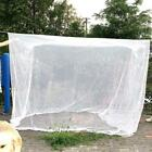 Camping Mosquito Net Large White Outdoor Storage Bag Insect Net Tent K0U1