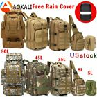 10L/35L/45L/80L Outdoor Military Trekking Tactical Backpacks Camping Hiking Bags