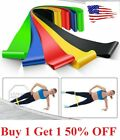 Sports Resistance Bands Workout Fitness Yoga Booty Leg Exercise Band Loop image