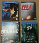 Blu-ray Movie Collection - Mostly Sealed Top Titles - 10%-15% off with multi-buy £7.5 GBP on eBay