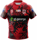 2020-2021 St. Georges 9-person system Rugby Jersey short sleeves T shirt S-3XL