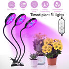 LED Grow Light Plant Growing Lamp Lights with Clip for Indoor Plants