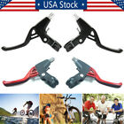 Kids Bike Brake Levers Bicycle MTB BMX Mountain Road Handle Hand V-Brake USA