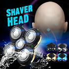 5Blades Shaver Head Replacement For Electric Clipper Tool Razor Bald Accessories