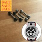 Watch Screw 2 Pieces Set 24mm Tube Ear Bar 42mm Lug Connect Watch Strap Parts image