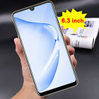 Cheap New 6.6in Android 4gb Mobile Phone Unlocked Dual Sim Smartphone Tablet Gps
