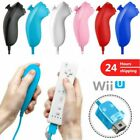 1/2 Nunchuck Wii Nunchuk Video Game Controller Remote for Wii  Wii U Remote