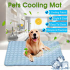 Summer Pet Cat Dog Heat Relief Cooling Gel Mat Bed Non Toxic Cushion Pads S-XL