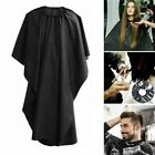 Black Barber Shop Salon Cape Gown Hair Cutting Hairdressing Hairdresser Cloth US