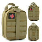 Tactical Molle Pouch Medical Utility Bag Camping First Aid Kits (Pouch Only)