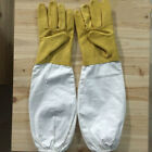19'' Goat Fuax Leather Beekeeping Gloves with Vented Sleeves, 1 Pair