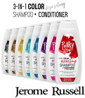 Punky Color 3 In 1 Color DEPOSITING Shampoo and Conditioner  --  FREE SHIPPING!