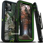 For iPhone 11 / 11 Pro Max Shockproof Rugged Defender Cover Case with Belt Clip