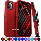Kyпить For iPhone 11 / 11 Pro Max Shockproof Rugged Defender Cover Case with Belt Clip  на еВаy.соm