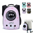 Portable Cat Backpack Carrier Bubble Space Capsule Pet Puppy Outdoor Travel Bag
