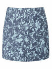 Under Armour W Links Woven Printed Skort - Blue Frost