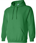 Gildan Heavy Blend Hoodie/ Soft Hooded Fleece Sweatshirt 18500 S-3XL <br/> Heavy Duty Hoodies on Sale