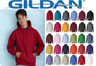 Gildan Heavy Blend Hoodie/ Soft Hooded Fleece Sweatshirt 18500 S-3XL