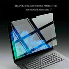 """Clear Tempered Glass Screen Protector For Microsoft Surface Pro 7 12.3"""" 2019"""