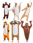 Unisex Kigurumi Adult Onesie0 Pajamas Costume Cosplay Animal Sleepwear