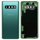 Replacement Adhesive Rear Glass Battery Door Back Cover For Samsung Galaxy S10