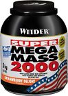 Weider Mega Mass 2000 Weight Gainer Protein - All Sizes / Flavours