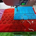 Free Motion Quilting Template Series 5 for Domestic Sewing Machine