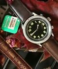 50s/60s France/USSR Vintage Style Military Watch Replica + Battery - See Bundle