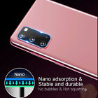 For Samsung Galaxy S20 FE 5G HD Tempered Glass Camera Lens Screen Protector Film