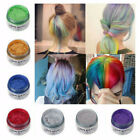 Unisex DIY Hair Color Wax Hairstyle Mud Dye Cream Temporary Modeling 6 Colors