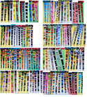 lot cartoon mix color new Straps Lanyard ID Badge Holders Mobile Neck Key chain