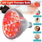 80W Therapy Light Panel Red  Near 660nm 850nm LED Infrared Therapy Lamp