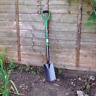 More images of Carbon Steel Garden Lawn and Soil BORDER SPADE Planting and Landscaping UK