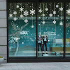 Christmas Xmas Removable Window Stickers Art Decal Wall Home Shop Decoration Uk