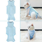 Pet Cat Recovery Suit After Surgery Wear E Collar  Cone Shame Protect Wounds