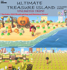 All Furniture/DIY 1.6.0 updated Treasure Island Unlimited Trips!!! New Horizons