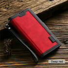 Retro Wallet Leather Flip Case Cover For Xiaomi A3 Lite Redmi Note 8T Note 7 K20