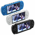 32 Bit 8gb 4gb Lcd Handheld Portable Video Game Player Console Camera Uk New