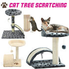 Cat Tree Activity Centre Scratcher Scratching Post Kitten Toy /Scratching board