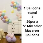 Arch Frame Balloon Stand Column Stands Garland Holder Wedding Favors Baby Shower
