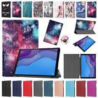 """Smart Leather Shockproof Case Cover For Lenovo Tab M10 HD TB-X306F 2nd Gen 10.1"""""""