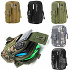 Outdoors Tactical Military MOLLE Pouch Universal Utility Waist Carrying Bag Camo