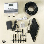 15M Automatic Drip Irrigation System Kit Plant Auto Timer Self Watering Hose Set