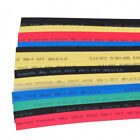 10mm Heat Shrink Tube Polyolefin 2:1 Heat Shrink Tubing Tube Cable All Colour