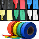 4mm Heat Shrink Tube Polyolefin 2:1 Heat Shrink Tubing Tube Cable All Colour
