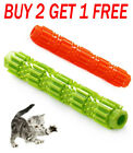 Pet Dog Cat Chew Toy Tough-Treat Teeth Grinding Interactive Durable Hard Rubber