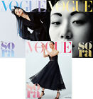 VOGUE 2021 February Korea Magazine Book MONSTA X MINHYUK I.M. K-POP K-Beauty